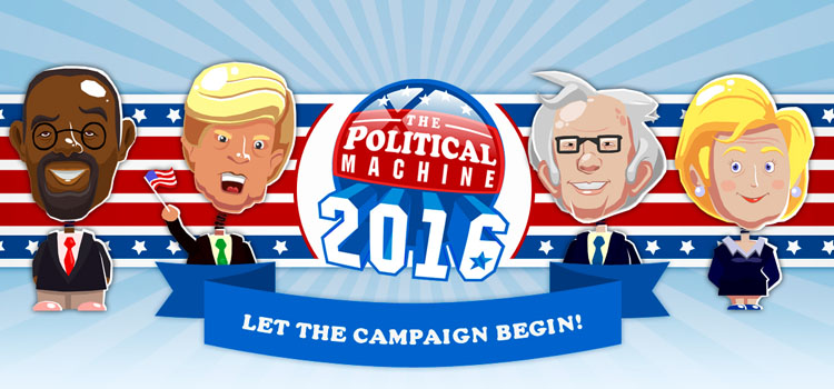 The Political Machine 2016 Free Download FULL PC Game