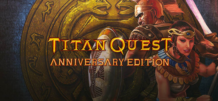Titan Quest Anniversary Edition Free Download PC Game
