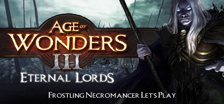 Age Of Wonders III Eternal Lords Free Download PC Game