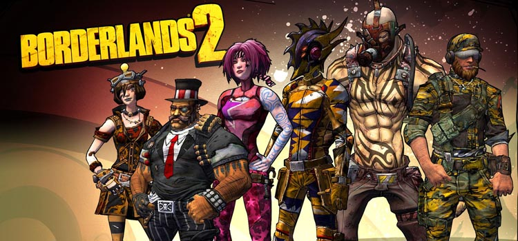 Borderlands 2 Game of the Year Free Download (PC) | Hienzo.com