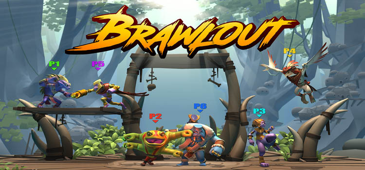 Brawlout Free Download Full PC Game