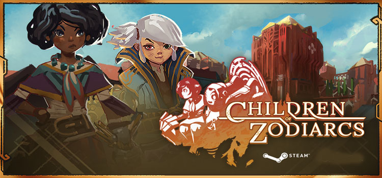 Children Of Zodiarcs Free Download FULL PC Game