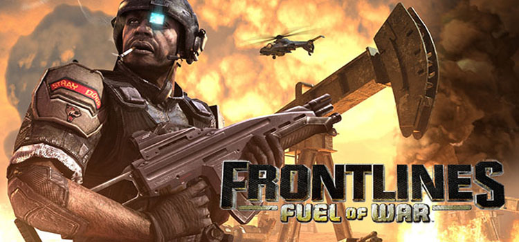 Frontlines Fuel Of War Free Download FULL PC Game
