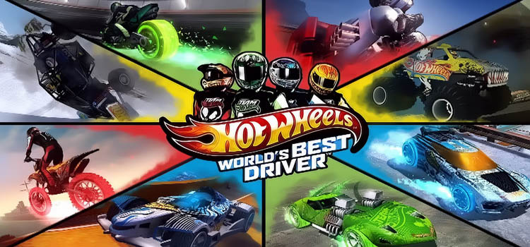 Hot Wheels Worlds Best Driver Free Download FULL Game