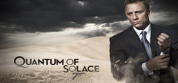 James Bond 007 Quantum Of Solace Free Download PC Game