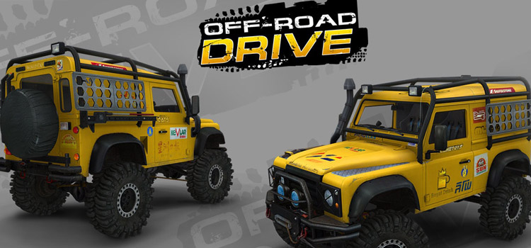 Off Road Drive Free Download Full PC Game
