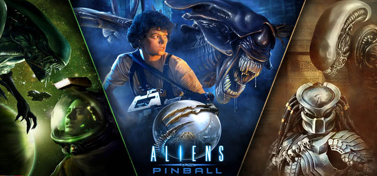 Pinball FX2 Aliens Vs Pinball Free Download FULL Game
