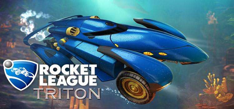 Rocket League Triton Free Download FULL PC Game