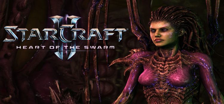 StarCraft II Heart Of The Swarm Free Download PC Game