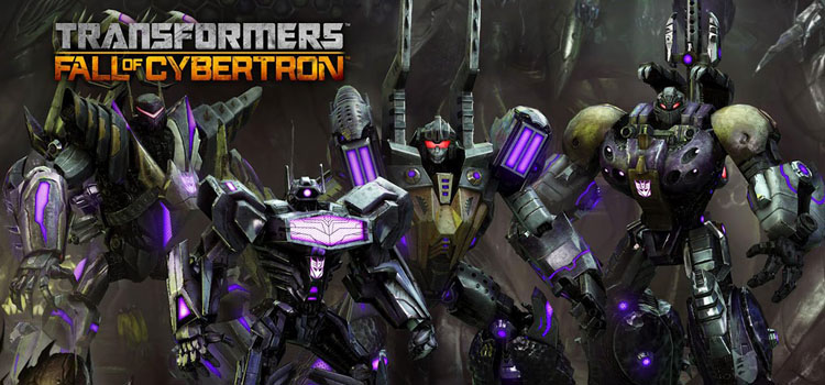 Transformers Fall Of Cybertron Free Download PC Game