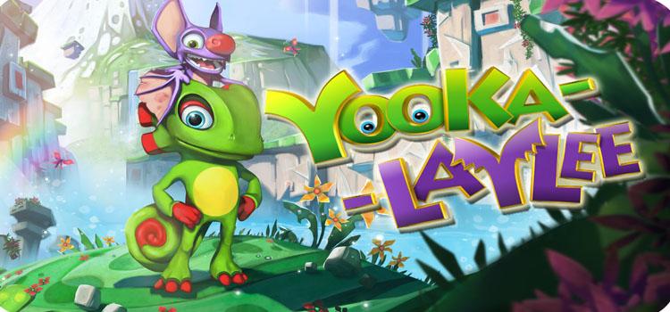 Yooka Laylee Free Download Full PC Game