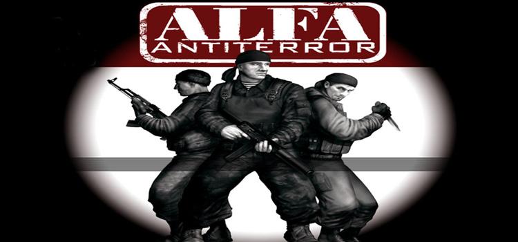 ALFA Antiterror Free Download FULL Version PC Game