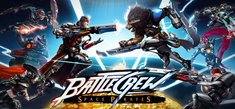 BATTLECREW Space Pirates Free Download FULL PC Game