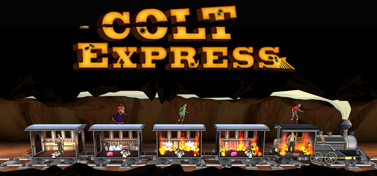Colt Express Free Download Full PC Game