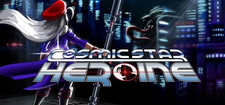 Cosmic Star Heroine Free Download Full Version PC Game