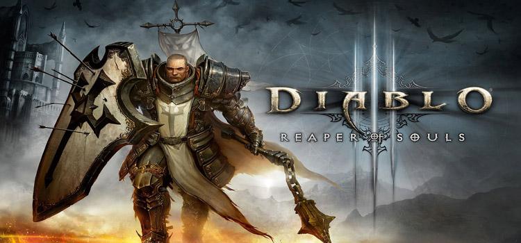 Diablo III Reaper Of Souls Free Download FULL PC Game