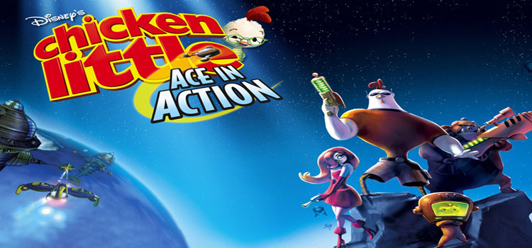 Disneys Chicken Little Ace In Action Free Download PC