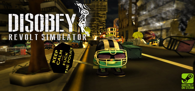 Disobey Revolt Simulator Free Download FULL PC Game