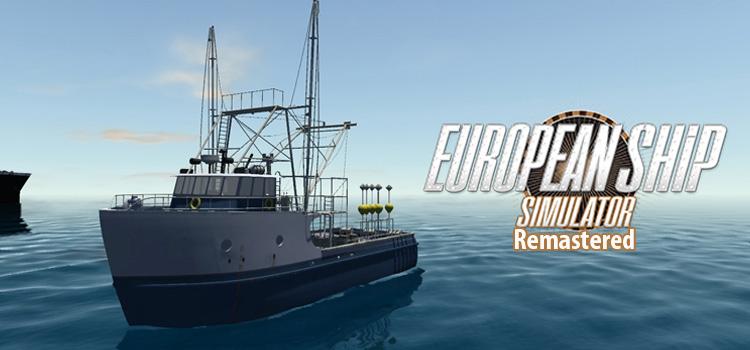 European Ship Simulator Remastered Free Download Game
