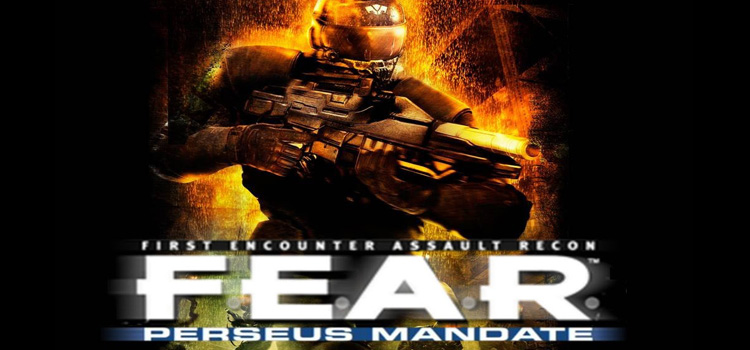 FEAR Perseus Mandate Free Download FULL PC Game