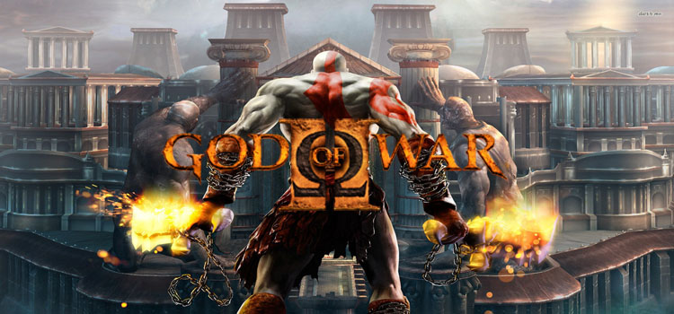 God Of War 2 Free Download Full PC Game