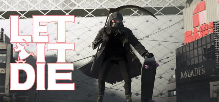 Let It Die Free Download Full PC Game