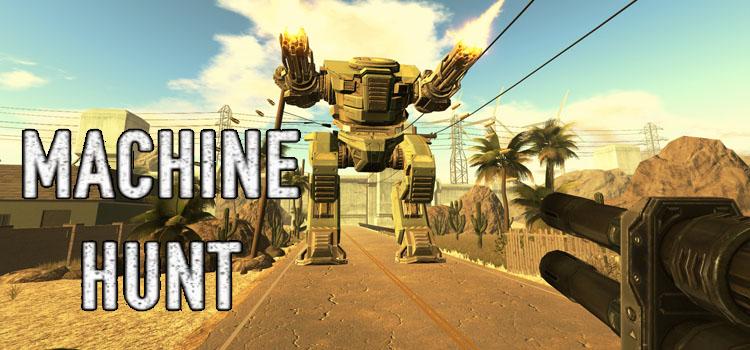 Machine Hunt Free Download Full PC Game