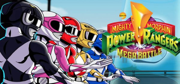 Mighty Morphin Power Rangers Mega Battle Free Download
