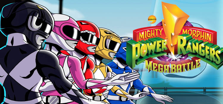 Mighty Morphin Power Rangers Mega Battle Free Download