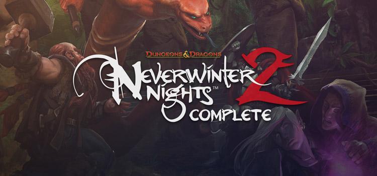Neverwinter Nights 2 Platinum Edition Free Download PC