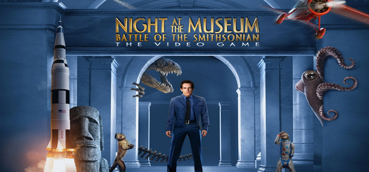 Night At The Museum Battle Of The Smithsonian Free Download