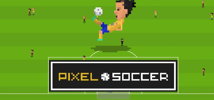 Pixel Soccer Free Download Full PC Game