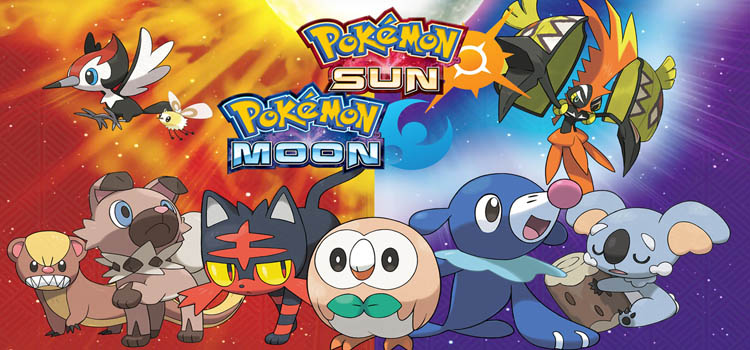 pokemon sun and moon game iso download