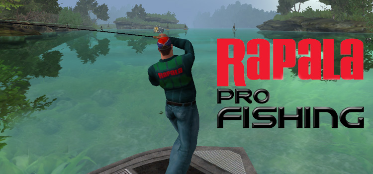 Rapala pro fishing free download full version pc game for Fishing games for free