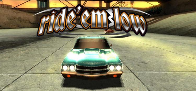 Ride em Low Free Download Full PC Game