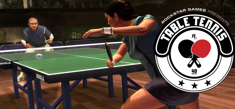 Rockstar Games Presents Table Tennis Free Download PC
