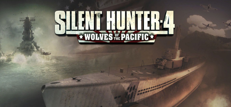 Silent Hunter 4 Free Download FULL Version PC Game