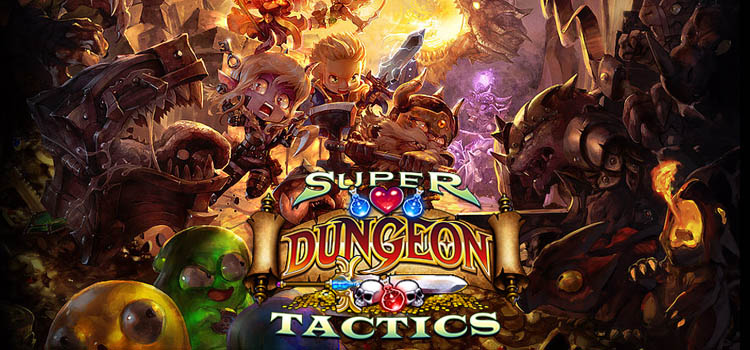 Super Dungeon Tactics Free Download FULL PC Game