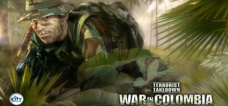 Terrorist Takedown War In Colombia Free Download Game
