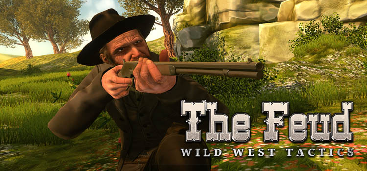 The Feud Wild West Tactics Free Download FULL PC Game