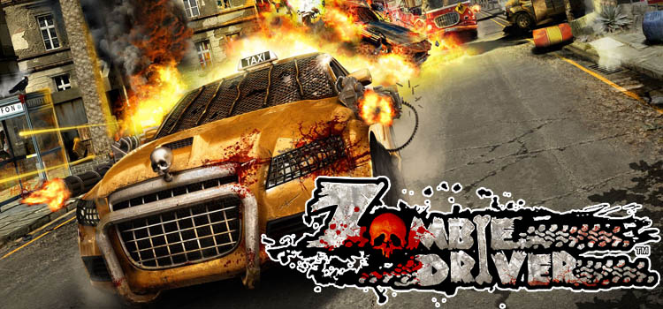Zombie Driver Free Download Full PC Game