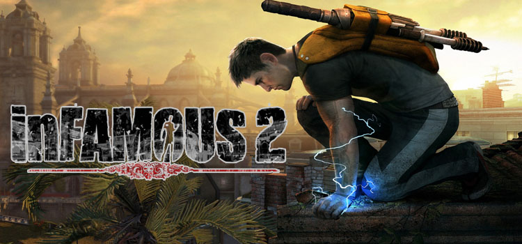 inFAMOUS 2 Free Download Full PC Game