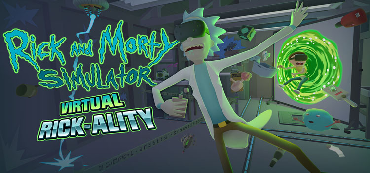 Rick And Morty Simulator Free Download FULL PC Game