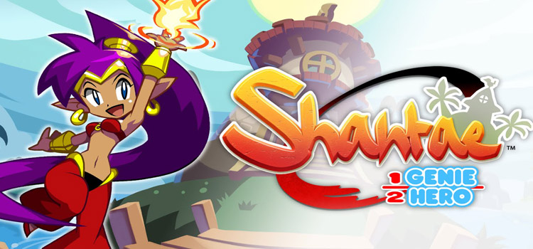 Shantae Half Genie Hero Free Download FULL PC Game