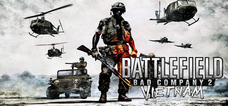 Battlefield Bad Company 2 Vietnam Free Download PC Game