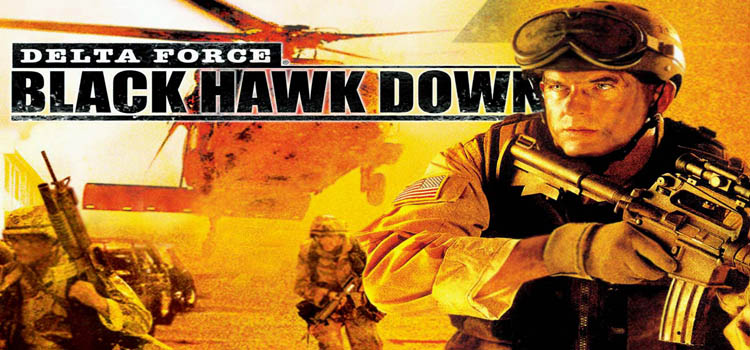 Delta Force Black Hawk Down Free Download Full PC Game