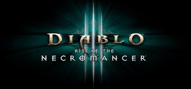 Diablo 3 Rise Of The Necromancer Free Download PC Game