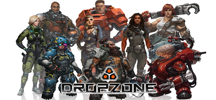 Dropzone Free Download FULL Version Cracked PC Game