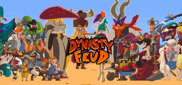 Dynasty Feud Free Download Full Version Cracked PC Game