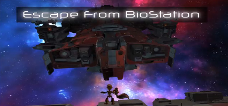 Escape From BioStation Free Download Full Version PC Game